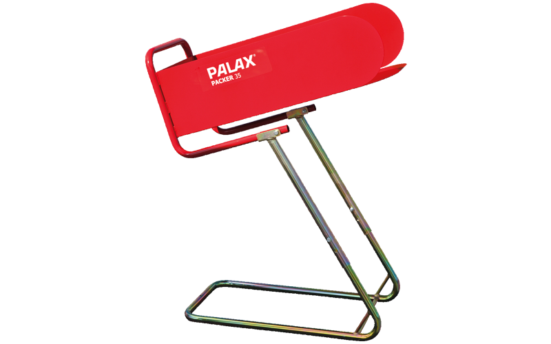 Palax Packer 35 packing stand